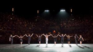 """Lo straordinario gala """"Roberto Bolle and Friends"""" torna all'Arena di Verona"""
