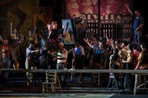 """Terza recita per """"Carmen"""" con un cast di stelle all'Arena di Verona"""