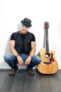 Davide Van De Sfroos in concerto a Bellinzona
