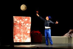 """""""Il Principe e la Luna"""" anima il Napoli Teatro Festival Italia"""