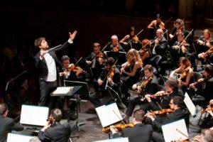 Bis dell'Orchestra del Teatro di San Carlo diretta da Juraj Valčuha al Ravello Festival