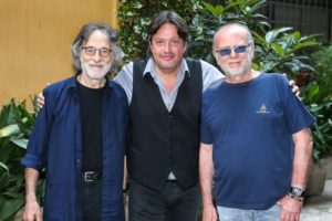 PFM e Cristiano De André insieme all'Arena di Verona