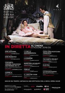 Nexo Digital porta al cinema la nuova stagione della Royal Opera House