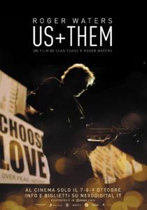 """Arriva sul grande schermo il film-concerto """"Roger Waters. Us + Them"""""""