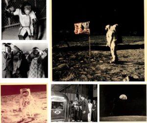 La Luna nell'obiettivo, tra effimero ed eterno