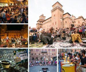 Il Ferrara Buskers Festival festeggia 32 anni di attività