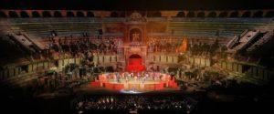 """La """"Carmen"""" di Georges Bizet debutta all'Opera Festival"""