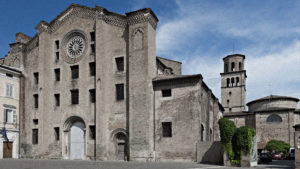 Visite guidate in quota al rosone di San Francesco del Prato