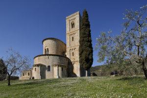 """Il """"Magnificat"""" di Monteverdi all'Abbazia di Sant'Antimo"""