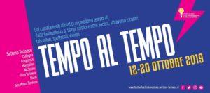 """Al via """"Tempo al tempo"""", Festival dell'Innovazione e della Scienza"""