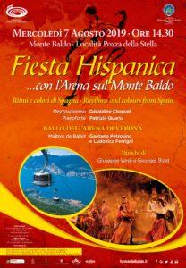 """Appuntamento sul Monte Baldo con la """"Festa Hispanica"""""""