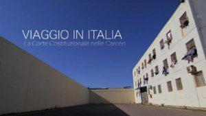 """SIEDAS annuncia la proiezione del film """"Viaggio in Italia. La Corte Costituzionale nelle carceri"""""""