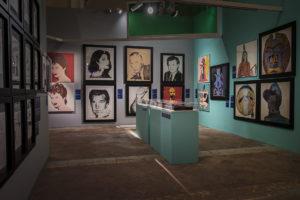 Le opere di Andy Warhol in mostra nella Basilica napoletana della Pietrasanta