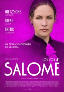 """L'emancipazione femminile raccontata attraverso gli occhi di """"Lou Von Salomé"""""""