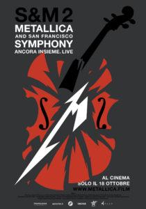 """Nelle sale italiane il film evento dedicato al live """"Metallica & San Francisco Symphony"""""""