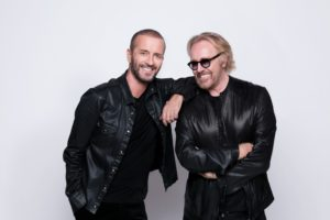 Raf e Umberto Tozzi insieme per un imperdibile live all'Arena di Verona