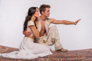 """""""Aladin il Musical Geniale"""" al Teatro Brancaccio di Roma"""