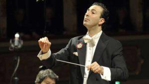 Appuntamento con Alvise Casellati e l'Orchestra del San Carlo alla Reggia di Caserta