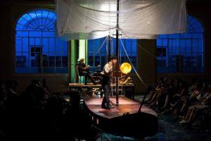 """""""Moby Dick, la Bestia dentro"""" approda al Teatro di Tor Bella Monaca"""