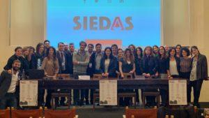 Si conclude con successo la quarta Assemblea Nazionale SIEDAS