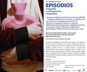 """""""EPISODIOS"""" indaga la realtà uruguaiana attraverso la fotografia"""