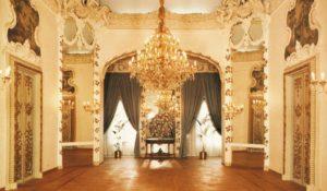 L'epoca della principessa Sissi rivive nei saloni di Palazzo Brancaccio