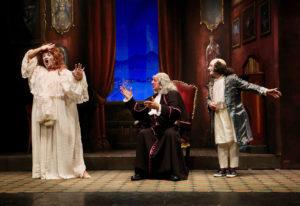 """Peppe Barra porta in scena """"I cavalli di Monsignor Perelli"""" al Teatro Augusteo"""