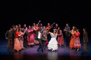 """""""Fuego"""", il flamenco della Compañía Antonio Gades"""