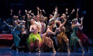 """Il musical """"Lady, be good!"""" in scena al Teatro San Carlo"""