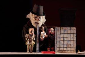 """""""Menelao"""", uno spettacolo di Teatrino Giullare"""