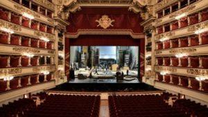 Gennaio alla Scala: numerosissimi appuntamenti musicali in arrivo