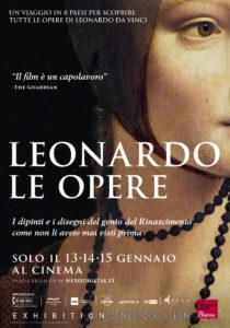 """""""Leonardo. Le opere"""" porta sul grande schermo i capolavori del maestro vinciano"""