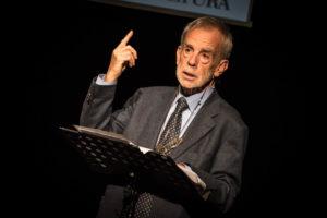 Ciclo di incontri con Luca Serianni sulle opere di Boccaccio, Manzoni e Verga