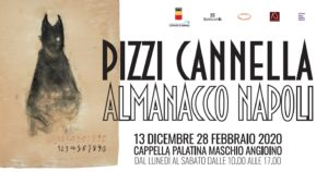 """In arrivo la mostra """"Almanacco Napoli"""" con 150 opere di Pizzi Cannella"""