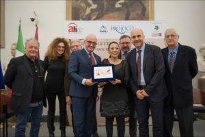 """Eleonora Bordonaro vince la sezione Musica del premio """"Salva la tua lingua locale"""""""