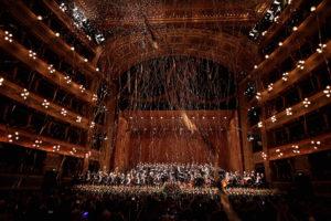 Doppio Concerto di Capodanno per il Teatro Massimo