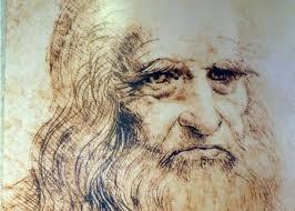 """L'autoritratto di Leonardo inaugura la mostra """"Il tempo di Leonardo 1452 - 1519"""""""