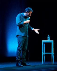 """Il comedian Filippo Giardina inaugurerà la rassegna """"Stand up Comedy 2020"""""""