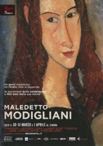 """""""Maledetto Modigliani"""", a 100 anni dalla morte il docu-film dedicato all'artista livornese"""