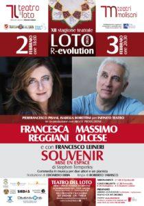 """LOTO R-evolution apre la XII Stagione con """"Souvenir"""""""
