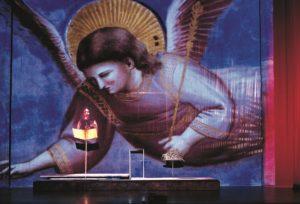 """Al Teatro delle Passioni """"fedeli d'Amore"""", polittico dedicato alla Divina Commedia"""