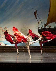 """La danza torna al Teatro di San Carlo con """"Don Quijote"""""""
