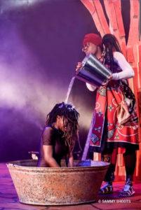 """Il Teatro No'hma trasmette in diretta streaming lo spettacolo """"Modjadji"""""""