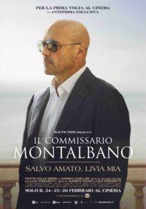 """Il commissario Montalbano approda al cinema con """"Salvo amato, Livia mia"""""""