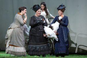 """""""Falstaff"""" torna al Teatro Massimo nella versione del compianto Luca Ronconi"""