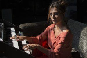 Chiara Civello in diretta streaming regala un concerto ai suoi fan