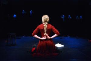 """""""The Handmaid's Tale"""", nuovo spettacolo in streaming per il Teatro No'hma"""