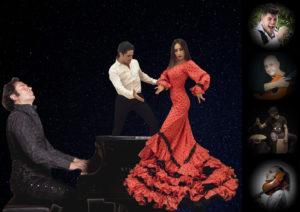 """Suggestioni spagnole al Teatro No'hma con lo spettacolo in streaming """"Pianissimo Flamenco"""""""