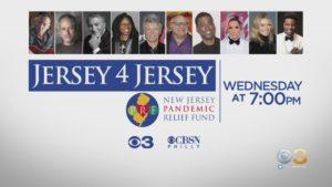 """""""New Jersey Pandemic Relief Fund"""", la raccolta fondi contro il Covid-19"""