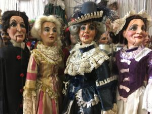 Pillole di marionette con la Compagnia Carlo Colla & Figli